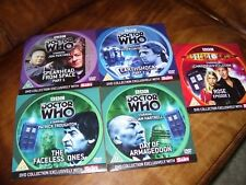 DOCTOR WHO - Promo DVD Collection - Job Lot