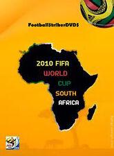 2010 World Cup Quarter-Final Spain vs Paraguay on DVD