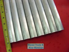 "8 Pieces 1"" ALUMINUM ROUND 6061 8"" long T6511 SOLID ROD 1.00"" OD New Bar Stock"