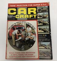 Car Craft Magazine October 1965