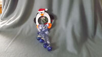 Christmas Penguin Door Hanger with Jingle Bells NWT Christmas House