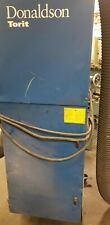 Donaldson Torit Cartridge Dust Collector Vs1500 5hp Industrial Vacuum 1500cfm