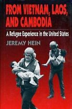 From Vietnam, Laos, and Cambodia: A Refugee Experience in the United-ExLibrary