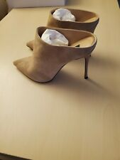 Sergio Rossi Shoes New Size 37.5 Mrsp $650