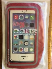 sports armband/ Money Holder/ Jogging Case For Iphone 6s Waterproof Red