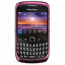 PURPLE BLACKBERRY CURVE 9300 UNLOCKED CELL PHONE FIDO ROGERS TELUS BELL KOODO