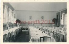 Foto, RAD, Athis-Mons, Speisesaal Innenansicht, 1941; 5026-68