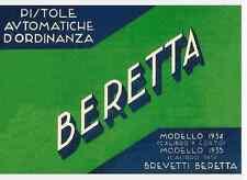ARMI LEGGERE ESERCITO - Pistola Beretta Mod 34 e 35 1940 Descrizione - DVD