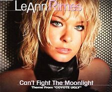 Can't Fight the Moonlight [ CURB ] [Maxi Single] by LeAnn Rimes (CD,...