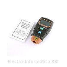 Tacometro Digital Laser Medidor Revoluciones Sin Contacto- Envío Urgente 24-72 H