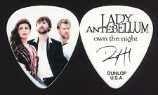 LADY ANTEBELLUM 2012 Own The Night Tour Guitar Pick!!! custom concert stage #1