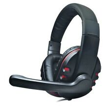 Dynamode Coolex Computer PC Laptop GAMING Headphone Headset with Microphone Mic
