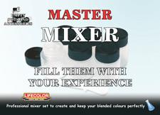 Lifecolor Master Mezclador Set Mx