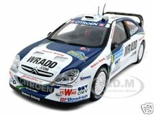 Citroen Xsara Wrc Omv Kronos Carlsson/Giraudet #6 1/18 Model Car By Sunstar 4426