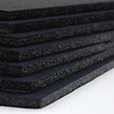 FOAMBOARD - 5mm A4 - 5 sheet pack -  Black Foam Core Board