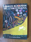 THE LOST DOMAINS by Charles Blackman - Amadio 1st slipcase ALICE IN WONDERLAND