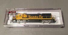 ~NOS~ ATLAS 49707 B23-7 Locomotive SANTA FE #6390 DECODER READY DIESEL TRAIN N