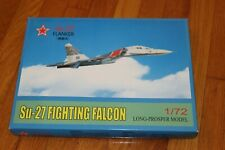 Su-27 Fighting Falcon 1:72 Scale Long Prosper Model