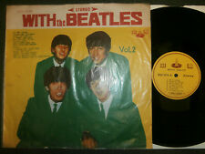 THE BEATLES With The Beatles LP TAIWAN PRESSING Lennon McCARTNEY Harrison STARR