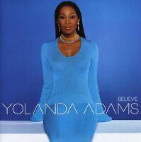 Yolanda Adams - Believe [New CD]