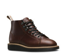 dr martens lesley tan analine womens ladies boots size uk 4