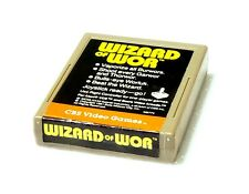 Wizard of Wor (Atari 2600, 1982) Cart Only, Tested