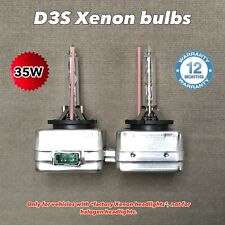 D3S 8000K 35W XENON HID LIGHT BULBS REPLACEMENT 11-15 FOR FORD F150 F250 F350