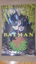Batman Returns Foil Variant Screen Print/Poster 15 Made Yuko Shimizu Mondo DC