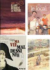 GIPI ILS ONT RETROUVÉ LA VOITURE+LE LOCAL + S + MA VIE MAL-  EDITIONS ORIGINALES
