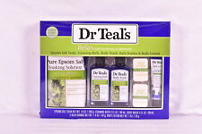 Dr Teals 5 Piece Relax with Eucalyptus and Spearamin Bath Gift Set