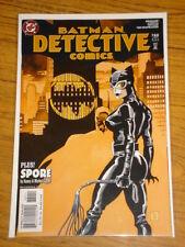 DETECTIVE COMICS #780 VOL1 DC COMICS BATMAN DS CATWOMAN MAY 2003