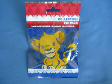 CUTIES  Disney Pin 5 PINS Collectible PIN PACK Mystery NEW 2016 GREAT CHARACTERS