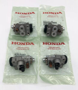 HONDA OEM Front Brake Wheel Cylinders for TRX350 TE TM FE FM RANCHER