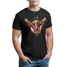 T-Shirt Uomo Thunderdome Gabber Hardcore Rave 90 Party No LP CD DVD Idea Regalo