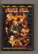 SUSHI GIRL - cult revenge thriller DVD - Mark Hamill / Tony Todd / Noah Hathaway