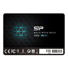 Silicon Power 256GB SSD 3D NAND With R/W Up To 560/530MB/s A55 SLC Cache Perf...