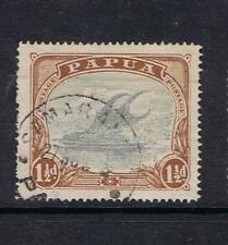 Papua New Guinea Papua PNG 1916 Lakatoi  1½d SG 95 Used Samarai postmark