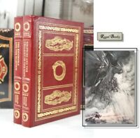 RHINEGOLD & VALKYRIE - SIEGFRIED TWILIGHT OF GODS - Easton Press -