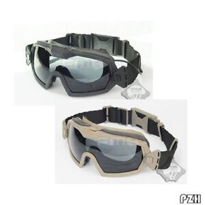 FMA Updated LPG01BK12-2R Regulator with Fan Goggle Black Desert TB1029