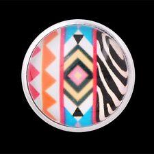 ANDANTE Druckknopf Button CHUNK Ethno Hippie Hipanema Indianer #4309 + GESCHENK