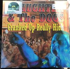 SLAUGHTER & THE DOGS Cranked Up Really High LP RSD 2017 PUNK Blue Vinyl NOT 2018