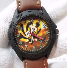 """OSWALD THE LUCKY RABBIT & MICKY,""""Fly Boys"""",Military, MEN'S/KID'S COOL WATCH,408"""