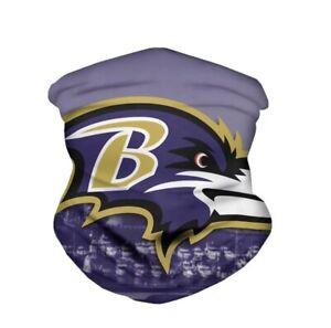 NFL Baltimore Ravens  Bandana Neck Tube Magic Scarf