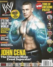 DECEMBER 2012 WWE WRESTLING MAGAZINE JOHN CENA CHAMP IS HERE WRESTLEMANIA LEGEND