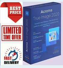 Acronis True Image 2020 |Latest Version |Bootable ISO Image | | Fast Delivery