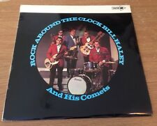 1970 ROCK AROUND THE CLOCK BILL HALEY & COMETS ALBUM CORAL MONO CP55 2B/1B EXC