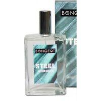 Steel Bongeot Eau de Toilette 100ml EDT natural spray Italy parfum
