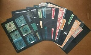 US BEER STAMP COLLECTION REA22-REA197 + MULTIPLES LOTS OF POTENTIAL NICE!
