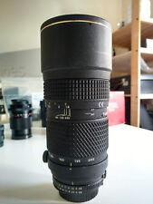 Tokina 80-200mm F/2.8 AT-X PRO Telephoto Zoom Lens Nikon Mount