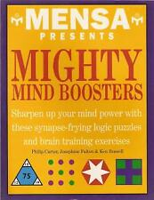 Mensa Presents Mighty Mind Boosters